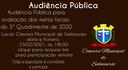 Audiência Pública de Avaliação