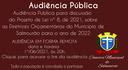 Audiência Pública de Diretrizes Orçamentárias
