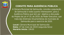 Audiência Pública - Diretrizes Orçamentárias para 2020