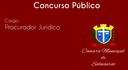 Câmara nomeia Procurador Jurídico