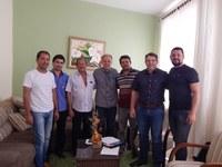 Reunião com representantes da Energisa